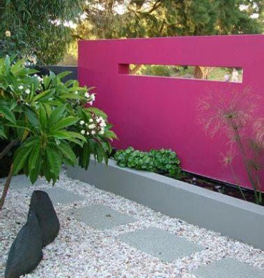 10 ideas grandes para jardines peque os dise os de - Jardines minimalistas pequenos ...