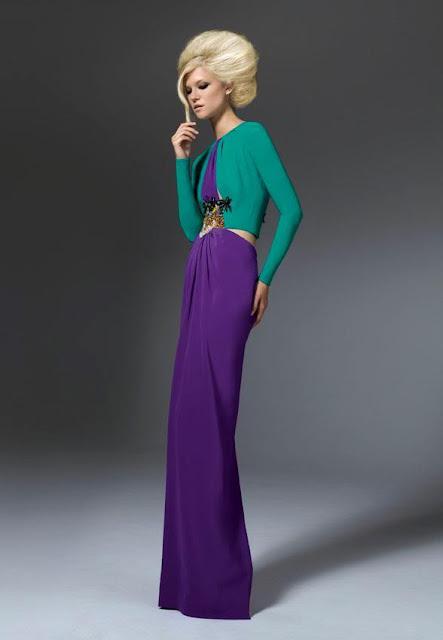 versace+haljine+jesen+2012+(13) Versace haljine   jesen 2012.