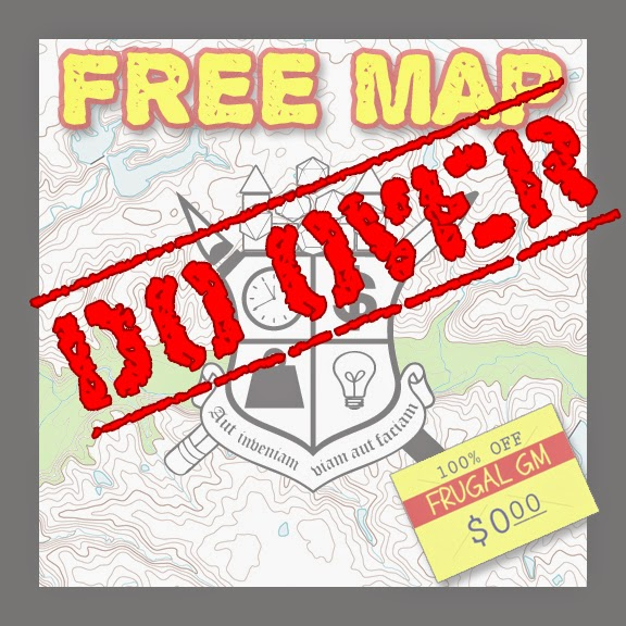 Free Map(s) 038 Do-Over!