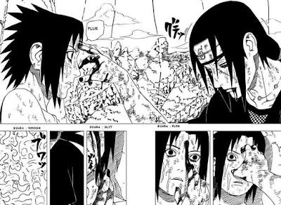 Komik Naruto Karya Masashi Kishimoto