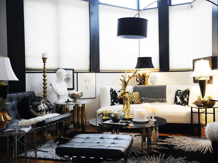 Decor Inspiration Old Hollywood Glamour Carmen Vogue