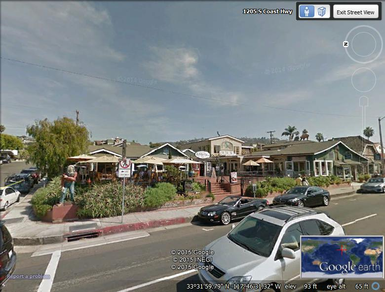 pottery place, laguna beach, california, pottery