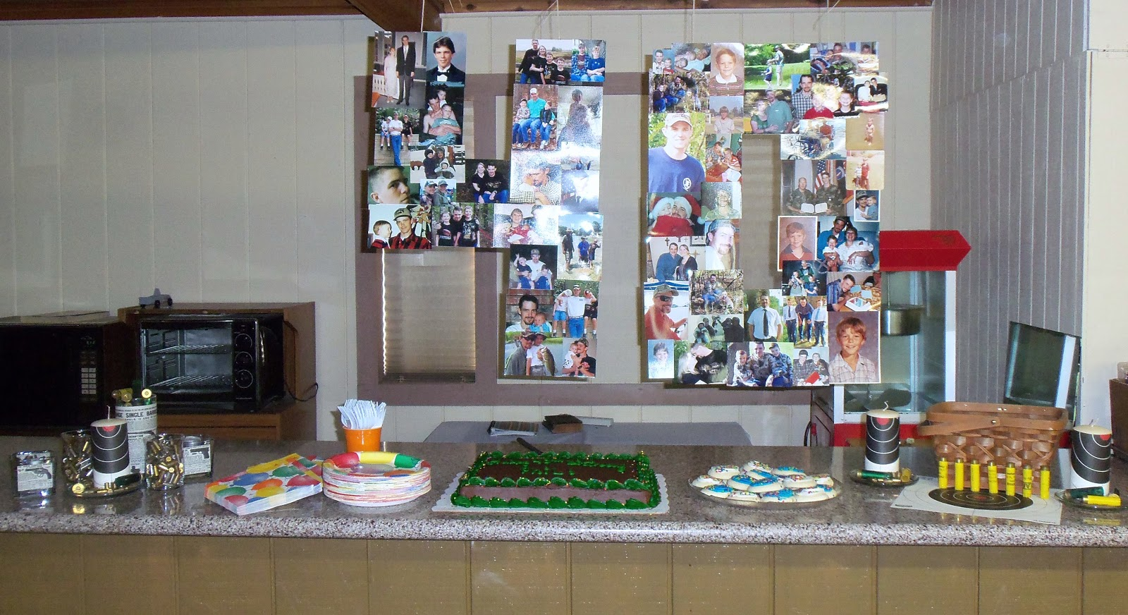 Birthday Party Decor Ideas