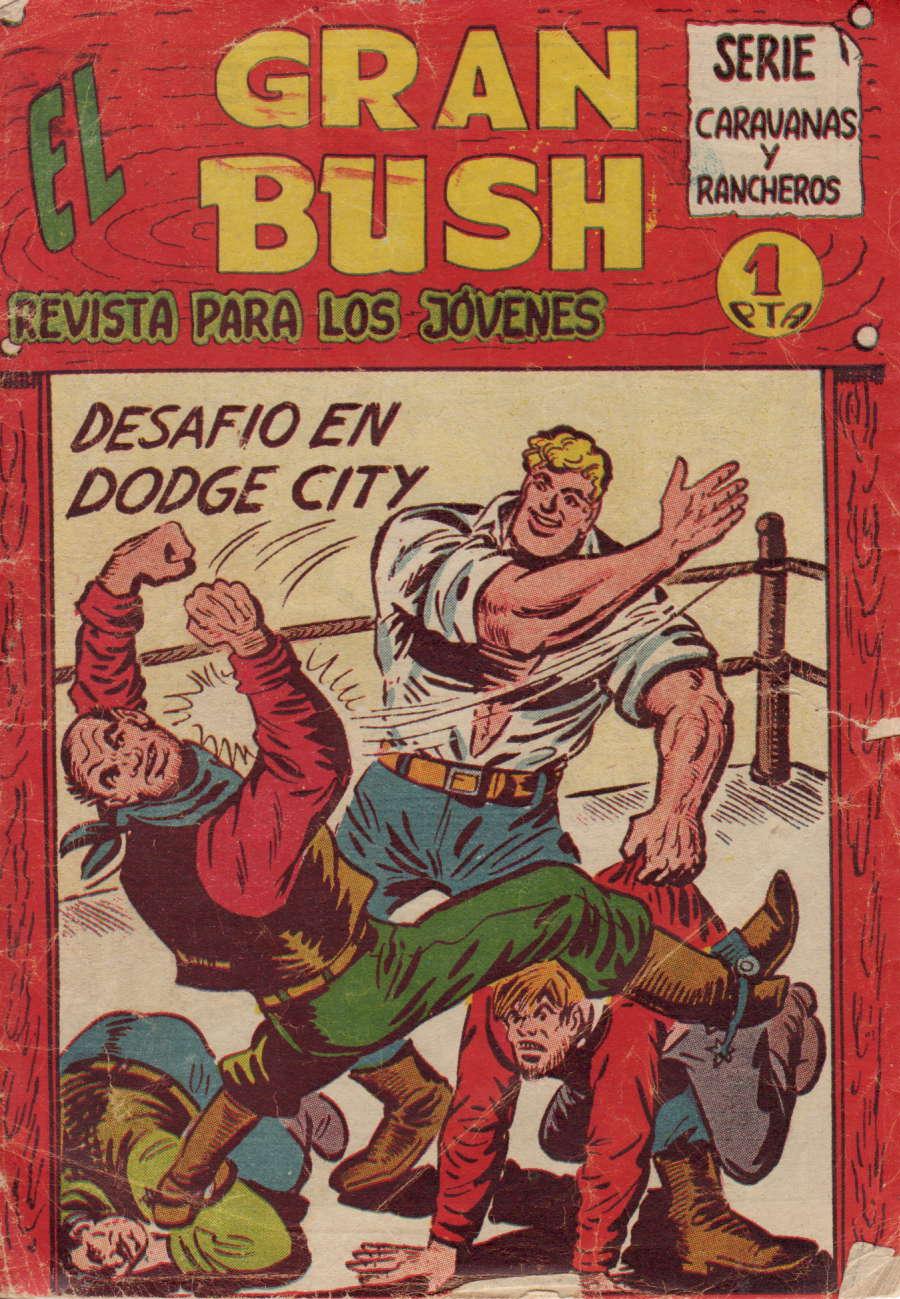 El gran Bush - M. Gago - Ed. Maga