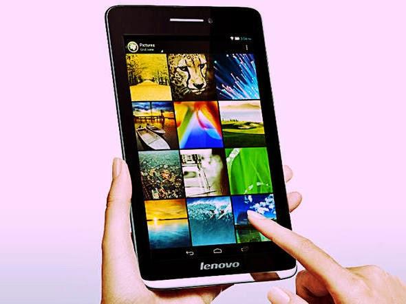 S5000 da Lenovo é boa opção de tablet básico de 7 polegadas