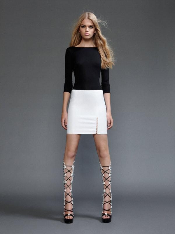 Model Behind Fashion
