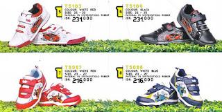 Gambar Sepatu Anak