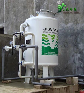 Filter Air Java Fiber FRP