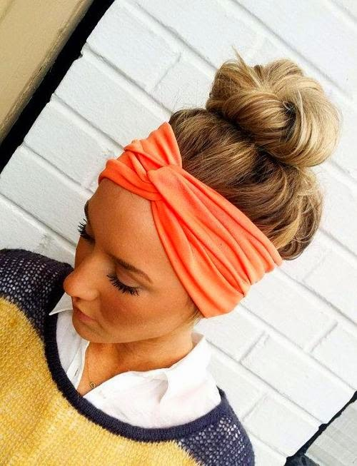 Turban Wide Hippie Boho Headband