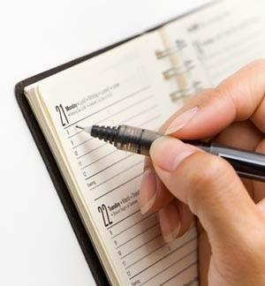come realizzare un'agenda editoriale per sito o blog