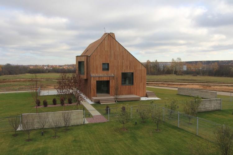 La Prima Ecohousing Della Russia Arscity