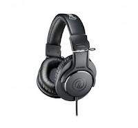 Buy Audio Technica Over-the-ear Headphones at Rs. 2656 : buytoearn