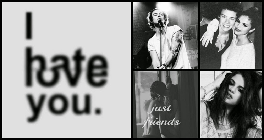 P.S I hate you - Harry Styles Fanfiction