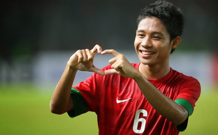 Biodata Evan Dimas Darmono Lengkap dan Foto