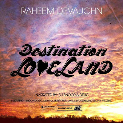 Raheem Devaughn - Be The One