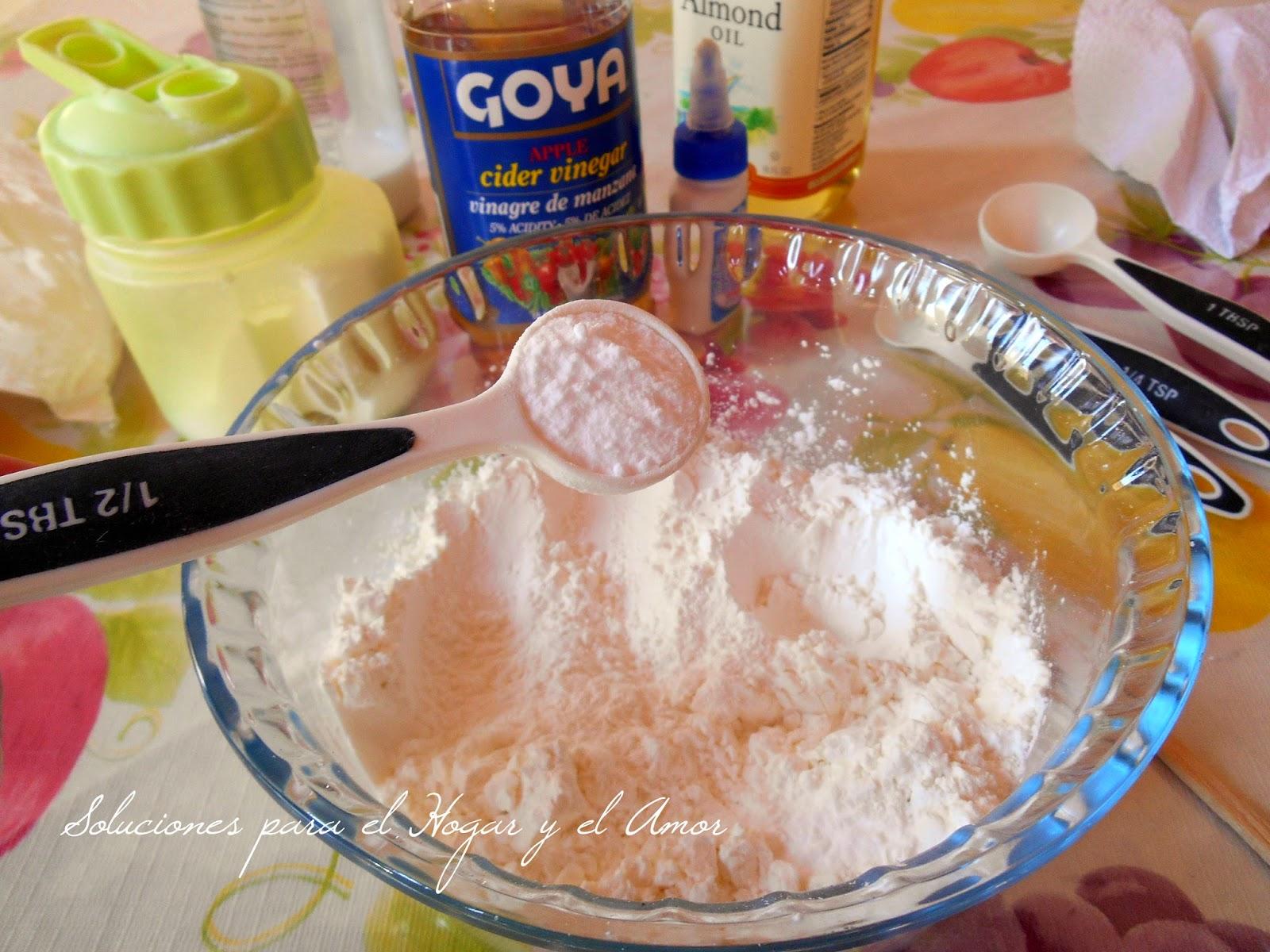 Como hacer Pasta Fimo