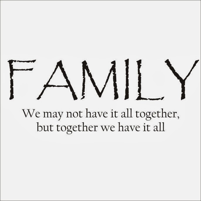 Quotes About Family Togetherness Quotesgram