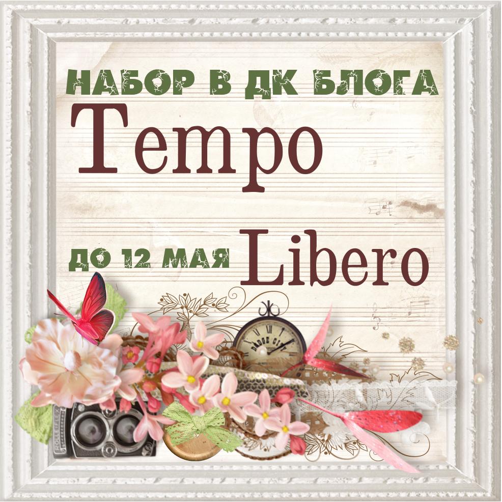 Набор в ДК Tempo Libero