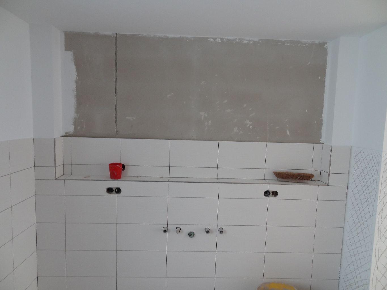 Unser haus entsteht april 2012 for Fliesenspiegel bad