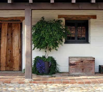 Fotos de terrazas terrazas y jardines terrazas de casas for Imagenes de fachadas de casas rusticas mexicanas