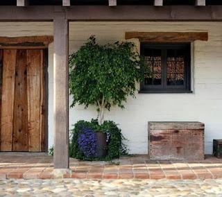 Fotos de terrazas terrazas y jardines marzo 2013 Casas rusticas mexicanas