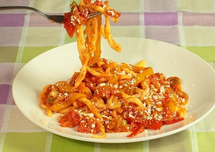 Le migliori ricette italiane tagliatelle del compare for Le ricette italiane