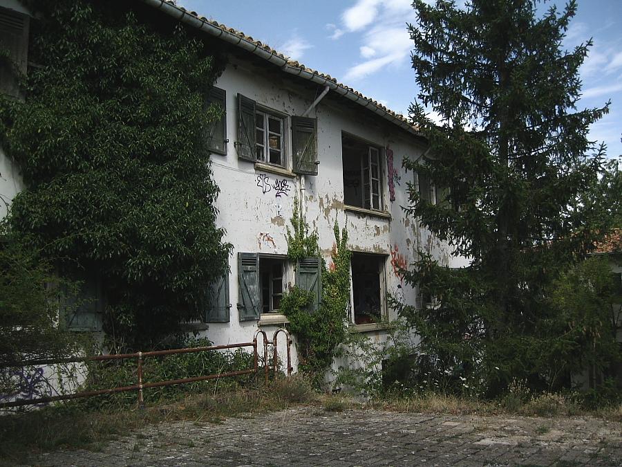 Sanatorio de Agramonte ~ De otro tiempo