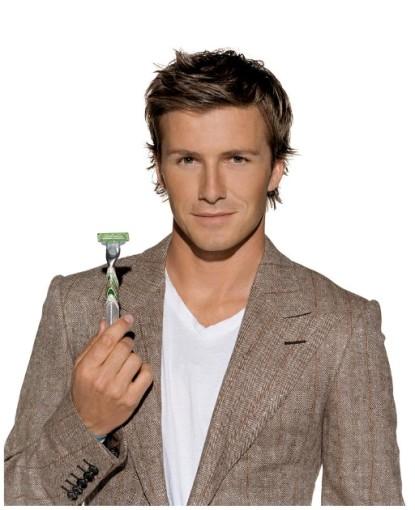 david beckham. David Beckham Haircuts Hair