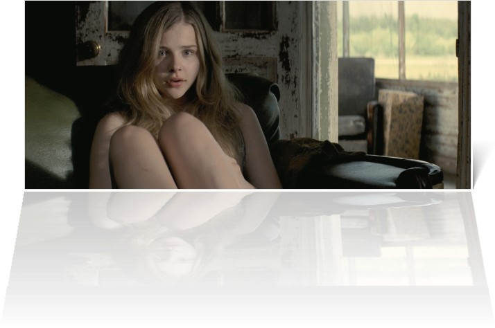 from Rhys chloe moretz let me in bare