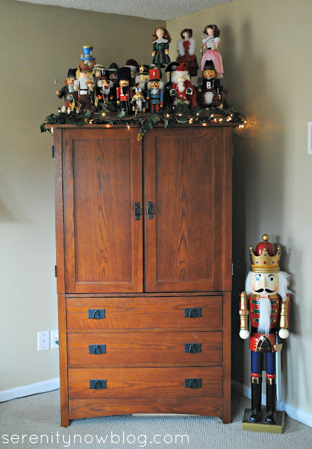 Christmas Nutcrackers 2012, Serenity Now blog
