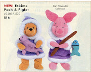 . in signing on both Pooh and Piglet to be their spokescharacters.