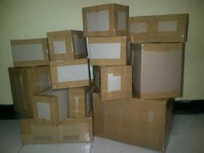 Paket siap kirim