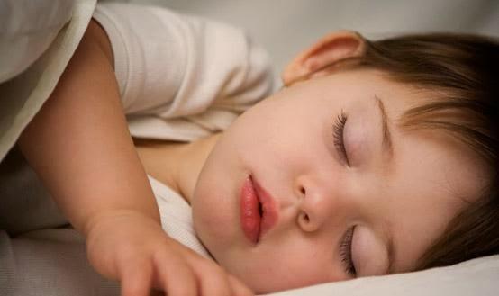 Anak Tidur Lewat