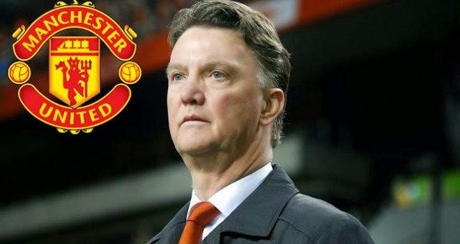 Louis van Gaal - Manchester United's new manager