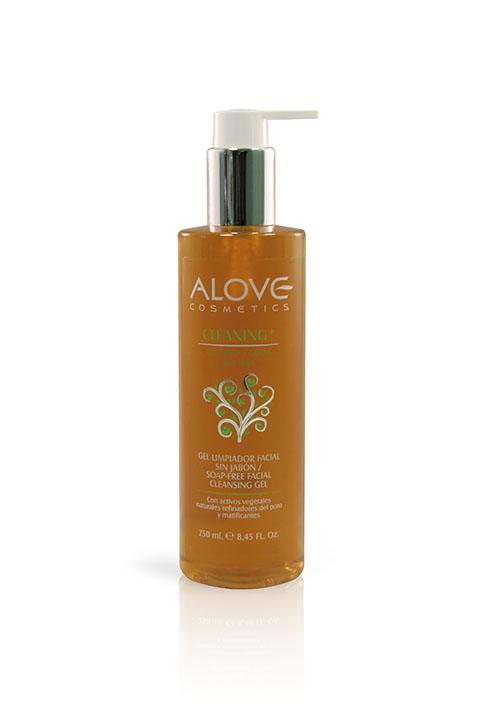 Gel Limpiador de Alove Cosmetics