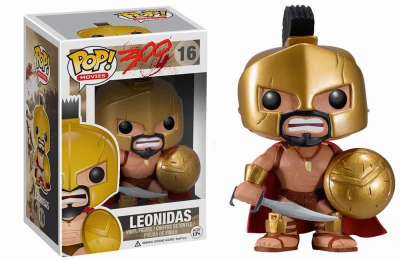 Funko Pop! Leonidas