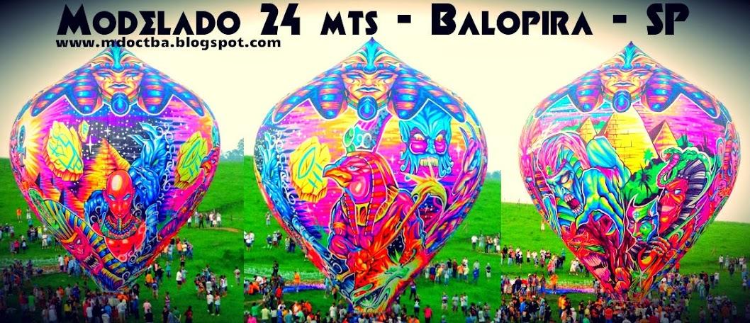 """Maçarico de Ouro © """"Balões Ecológicos, Sem Fogo"""