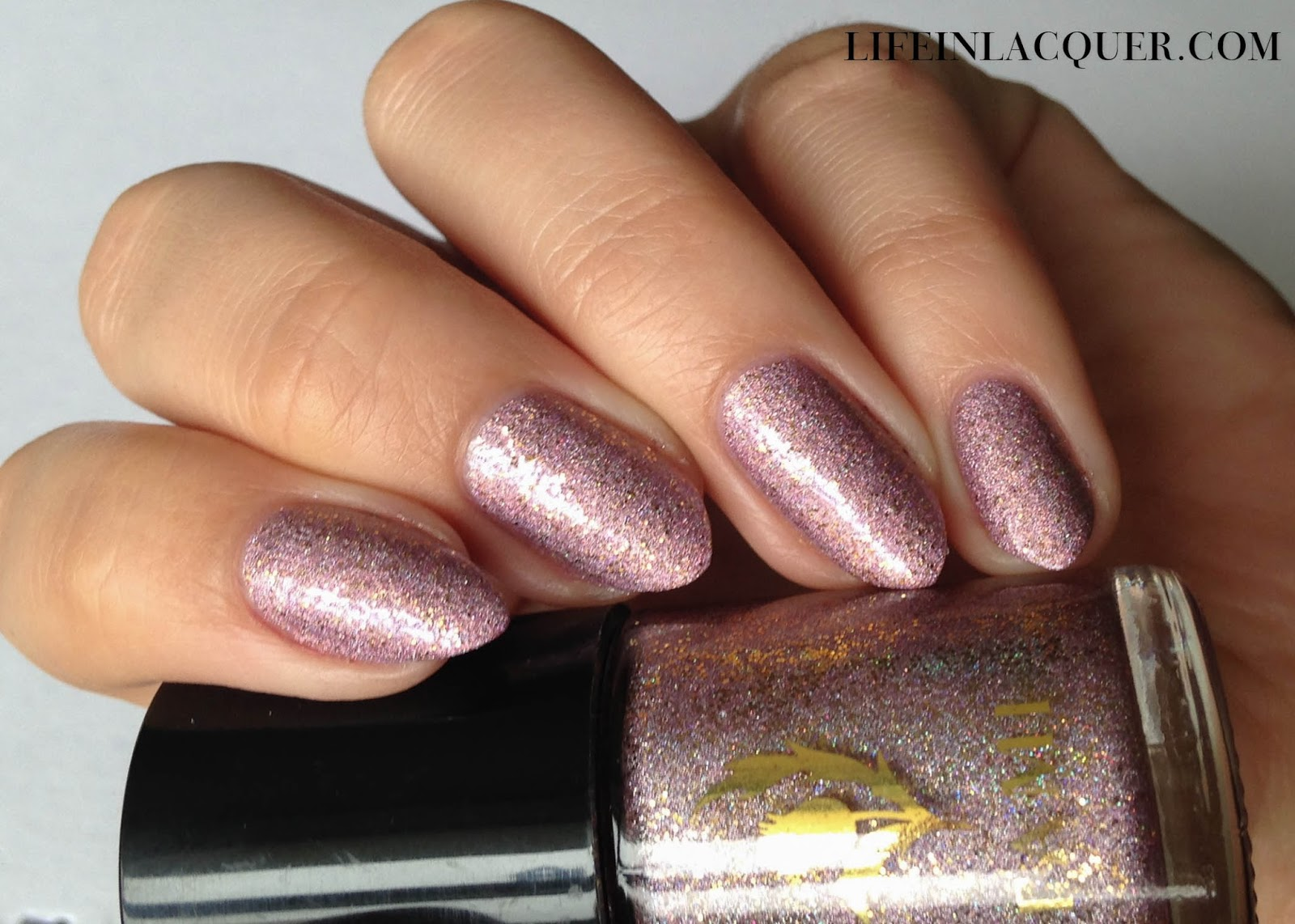 Swatch of Gleneagles Glamour by Tami Beauty scottish indie