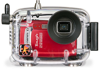 camera housing, underwater digital camera