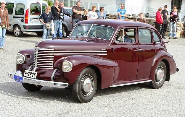 Opel Kapitän (1938-1940)