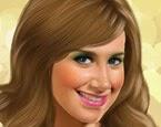 Ashley Tisdale Makyaj