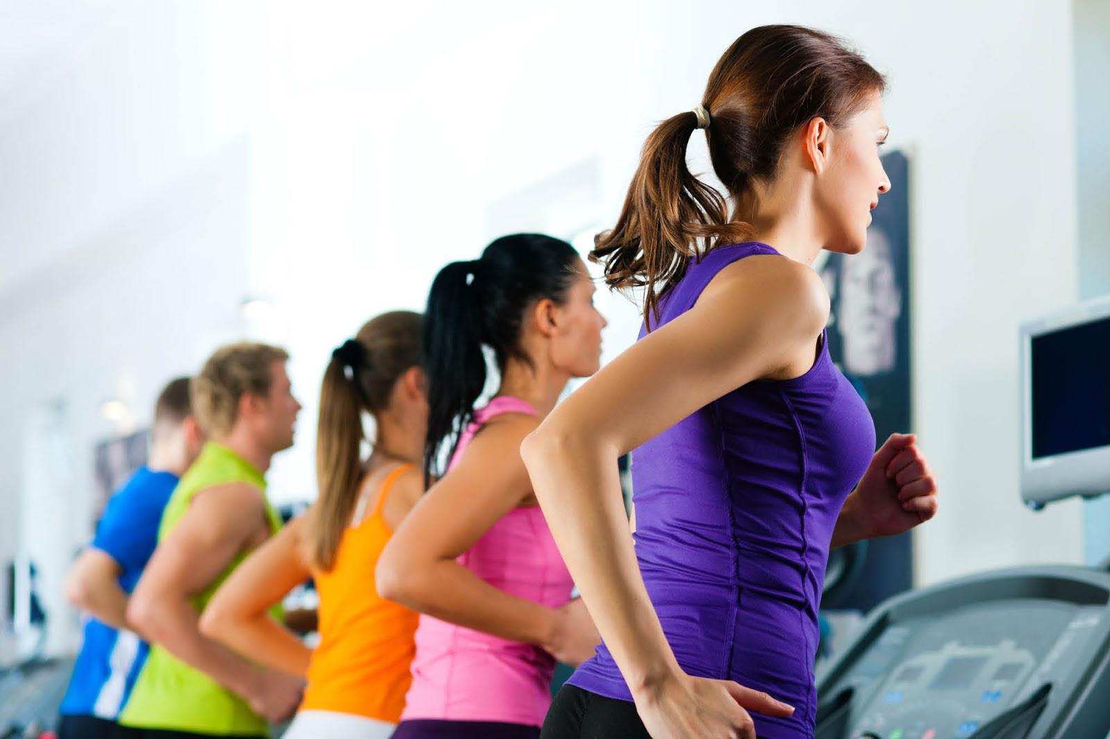 companhias e exercício físico - Dicas para perder a barriga