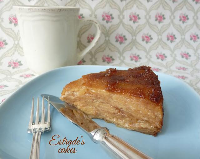 receta de pastel sorpresa de manzana 4