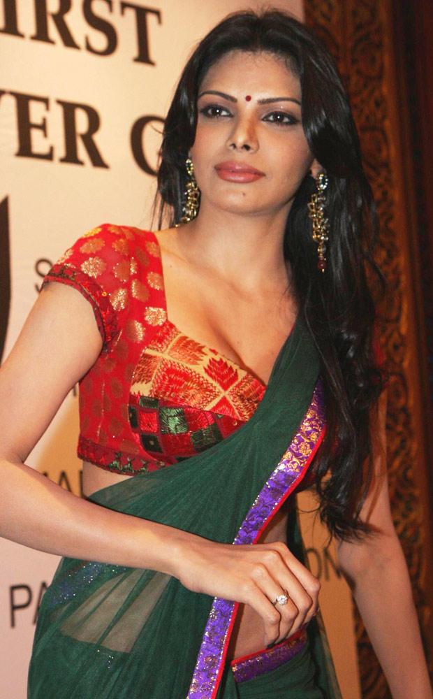 Playboy Sherlyn Chopra Pic