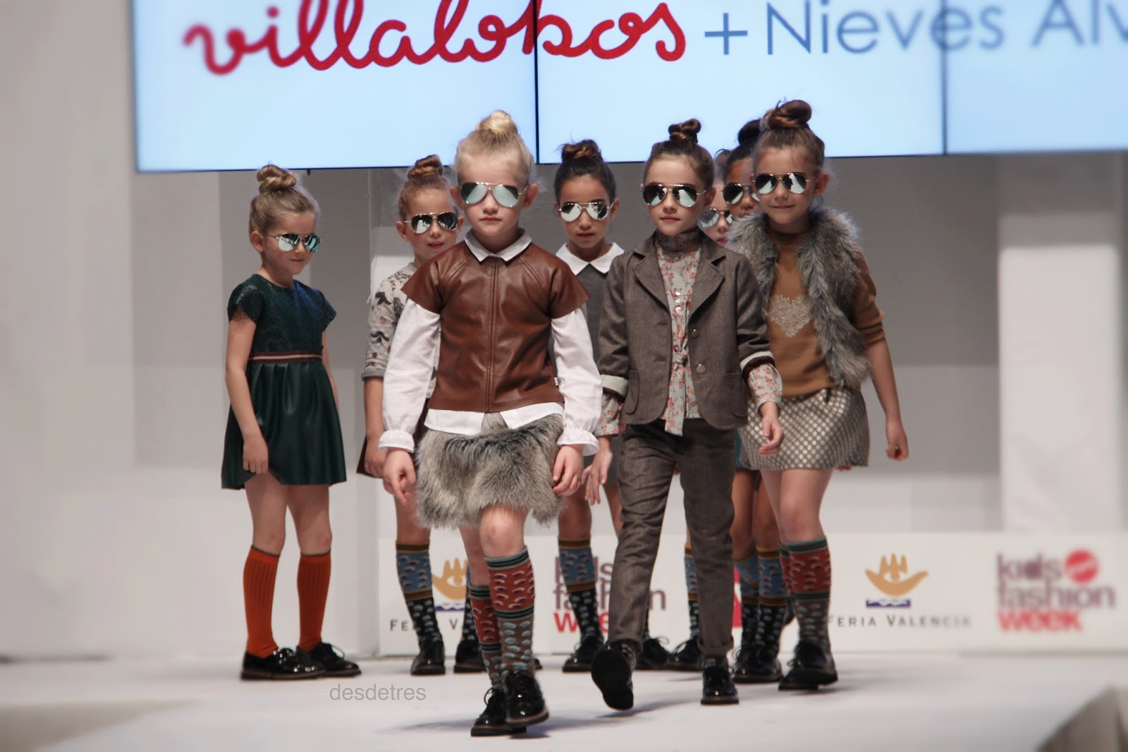 moda infantil otono invierno 2017
