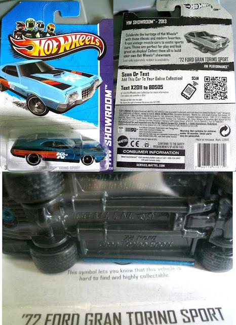 Ford Gran Torino Sport HW 2013