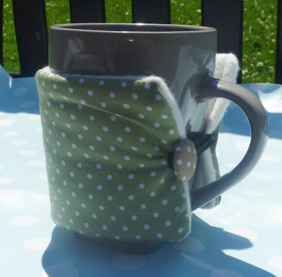 Just Jasmine Boutique mug cosie