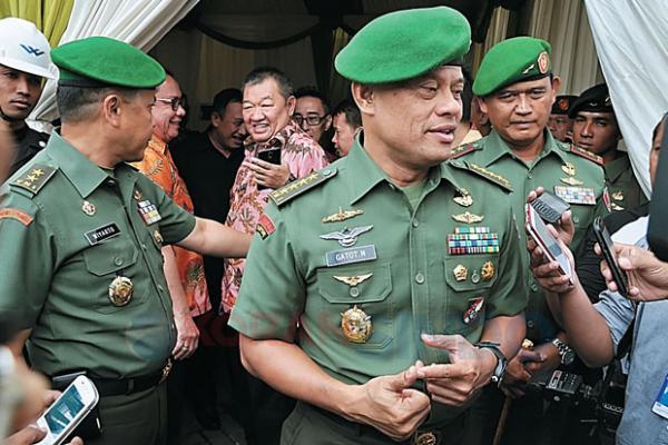 Peringatan Hari Pahlawan 10 November Jenderal Gatot Berkata RI Kuat