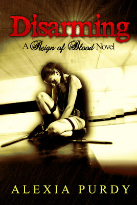 Review: Disarming (Reign of Blood 2) by Alexia Purdy