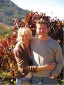 Helga und Peter J. König im Gespräch mit  Stefanie und Thomas Curry